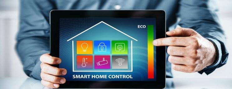 Smartalarm med app
