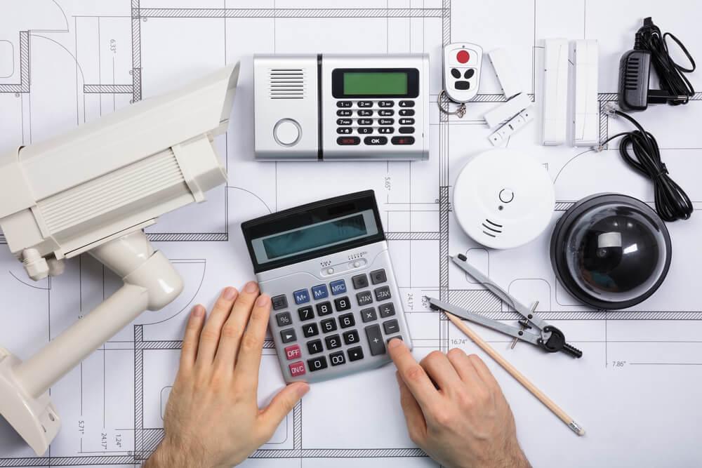 Motta flere tilbud og finn den beste prisen på boligalarm med en anbudsside