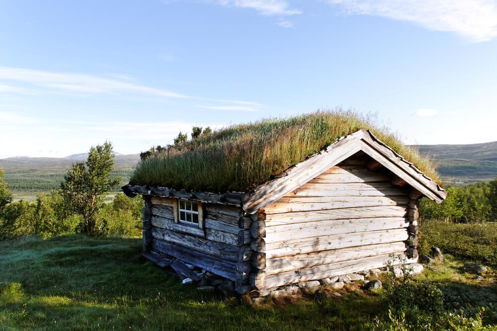 Innbruddsalarm på hytta