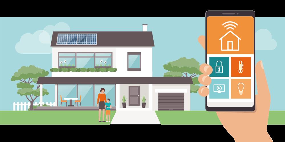 smart app boligalarm